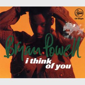 I Think Of You - Bryan Powell (United Kingdom, 1993)