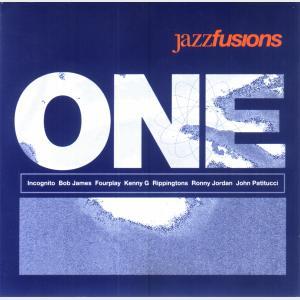 Jazz Fusions One - Various (United Kingdom, 1994)