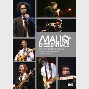 Live At Java Jazz Festival 2009 - Maliq And D'Essentials (Indonesia, 2009)