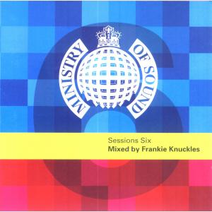 Sessions Six - Mixed By Frankie Knuckles - Various (United Kingdom, 1996)