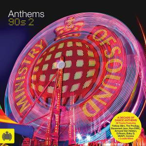 Anthems 90s 2 - Ministry of Sound - Various Artists (United Kingdom, 2014)