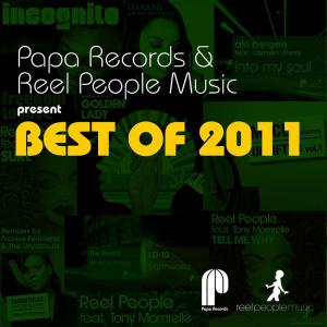 Papa Records & Reel People Music Present Best Of 2011 - Various (United Kingdom, 2011)
