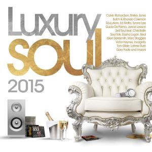 Luxury Soul 2015 - Various Artists (United Kingdom, 2015)