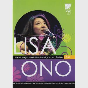Live At Java Jazz Festival 2007 - Lisa Ono (Indonesia, 2007)