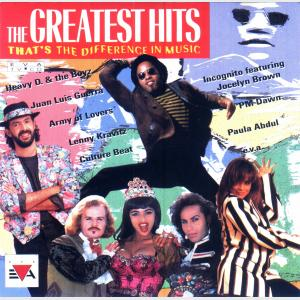 The Greatest Hits 1991 - 3 - Various (Germany, 1991)