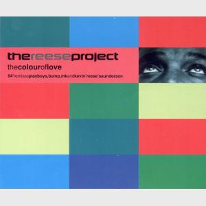 The Colour Of Love - The Reese Project (United Kingdom, 1994)
