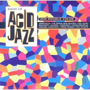 Best Of Acid Jazz - Various (United Kingdom, 1996)