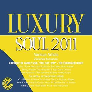 Luxury Soul 2011 - Various Artists (United Kingdom, 2011)