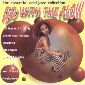 Go With The Flow - Various (United Kingdom, 1996)