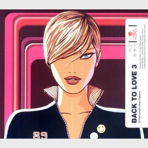 Back To Love 3 - Hed Kandi - Various (United Kingdom, 2001)