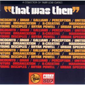 That Was Then - Various (Japan, 1996)