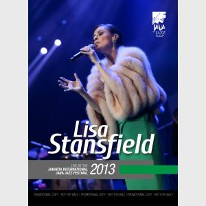 Live At Java Jazz Festival 2013 - Lisa Stansfield (Indonesia, 2013)