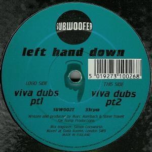 Viva Dubs - Lefthand Down (United Kingdom, 1994)
