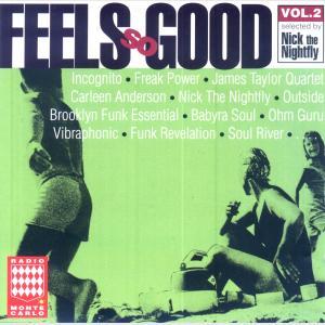 Feels So Good Vol 2 - Various (Italy, 1996)
