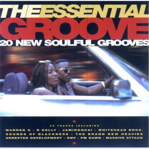 The Essential Groove - Various (United Kingdom, 1995)