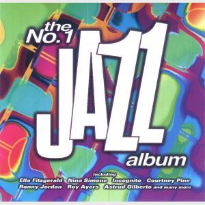 The No 1 Jazz Album - Various (United Kingdom, 1997)