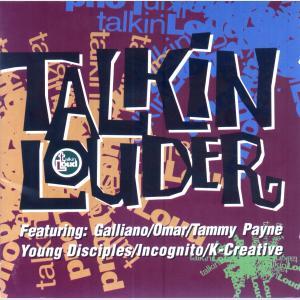 Talkin' Louder - Various (Japan, 1991)