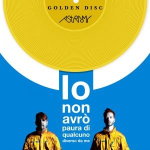 Golden Disc - Polygonal Remix - Astronomy (United States, 2012)