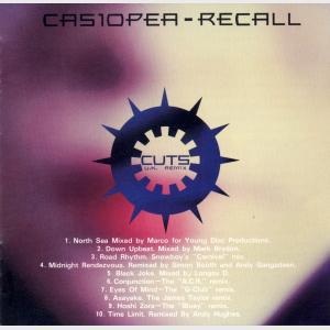 Recall - Casiopea (Japan, 1993)