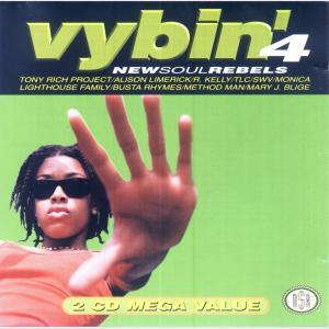 Vybin' 4 - Various (United Kingdom, 1996)