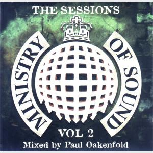 The Sessions Vol 2 - Mixed By Paul Oakenfold - Various (United Kingdom, 1994)