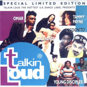 Talkin' Loud - Special Limited Edition - Various (Germany, 1992)
