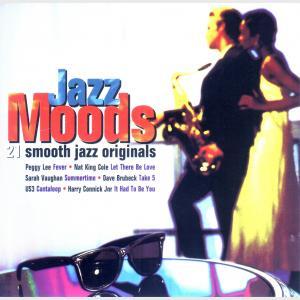 Jazz Moods - Various (United Kingdom, 1994)
