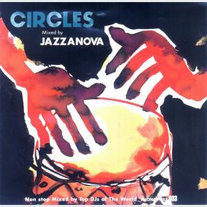 Circles Mixed By Jazzanova - Various (Japan, 1998)