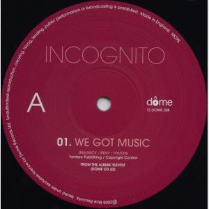 We Got Music - Incognito (United Kingdom, 2005)