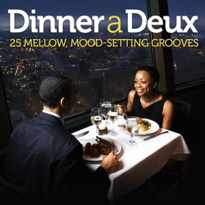 Dinner a Deux - Various Artists (United Kingdom, 2012)