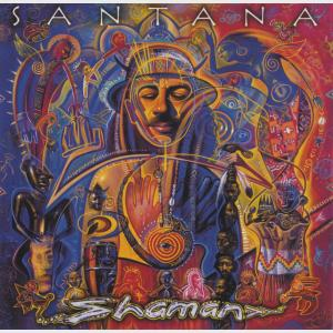 Shaman - Santana (United Kingdom, 2002)