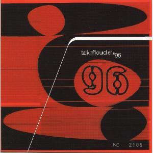 Talkin' Louder '96 - Various (United Kingdom, 1996)
