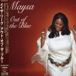 Out Of The Blue - Maysa (Japan, 2002)