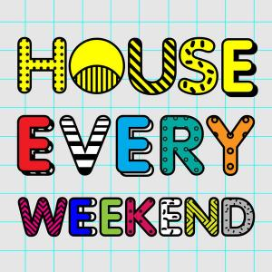 House Every Weekend - Various Artists (United Kingdom, 2015)