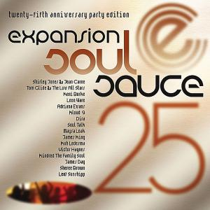 Expansion Soul Sauce 25 - Various (United Kingdom, 2011)