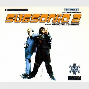 Addicted To Music - Subsonic 2 (United Kingdom, 1991)