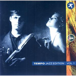 Talkin' Loud - Tempo Jazz Edition Vol 1 - Various (Germany, 1991)